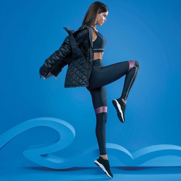 Rola Moça - Moda Fitness